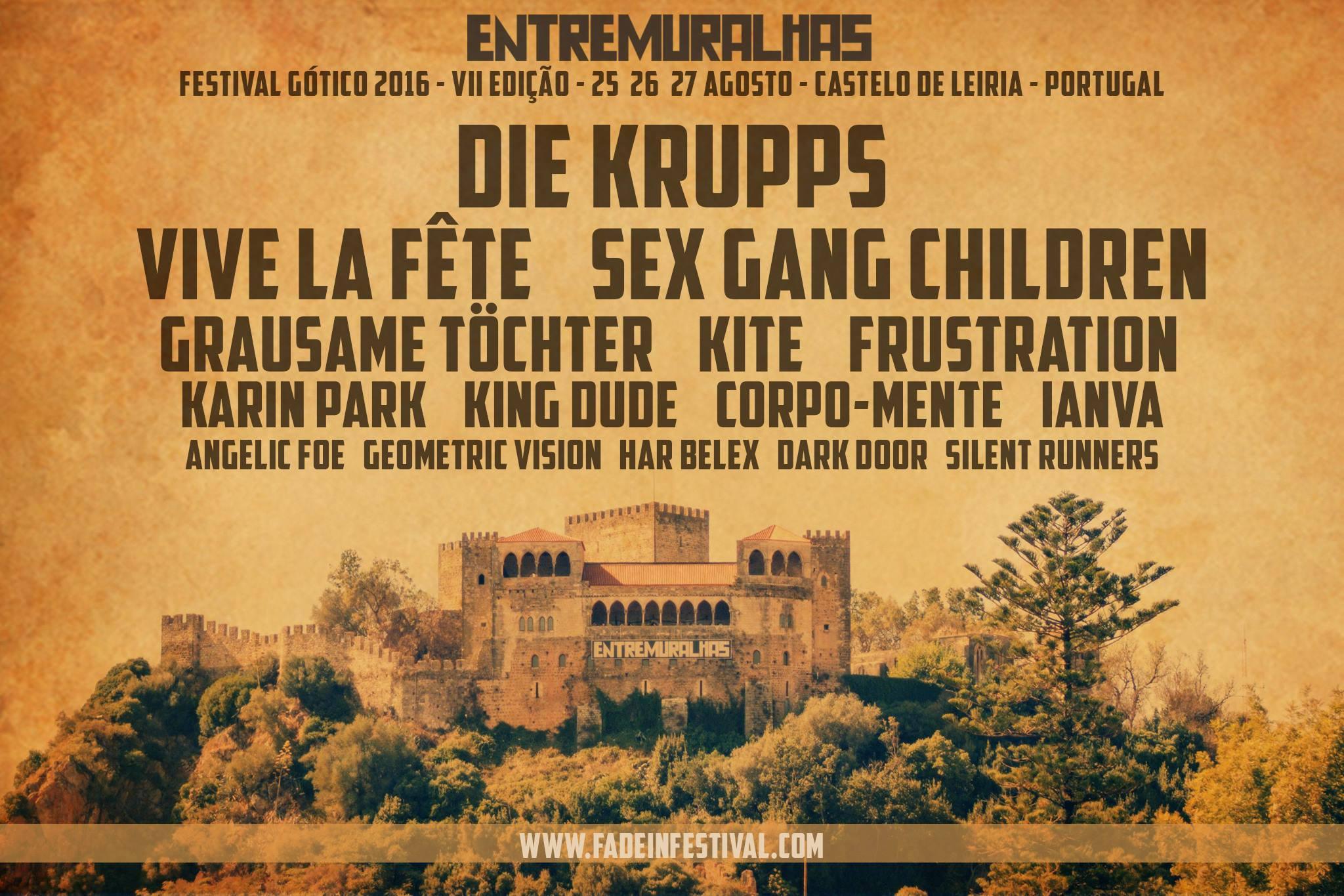 Entremuralhas festival